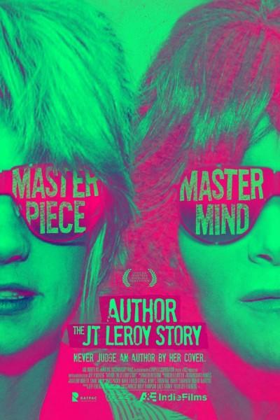 Caratula, cartel, poster o portada de Author: La mentira de JT LeRoy