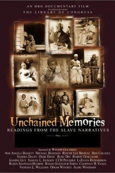 Caratula, cartel, poster o portada de Unchained Memories: Readings from the Slave Narratives