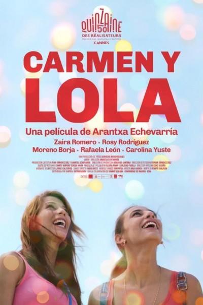 Caratula, cartel, poster o portada de Carmen y Lola
