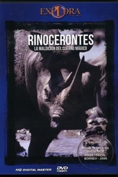 Caratula, cartel, poster o portada de Rinocerontes, la maldición del cuerno mágico