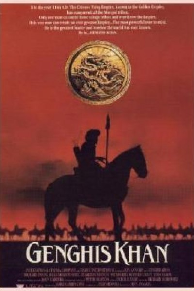 Caratula, cartel, poster o portada de Genghis Khan: The Story of a Lifetime