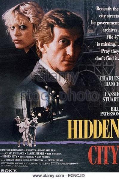 Caratula, cartel, poster o portada de Hidden City