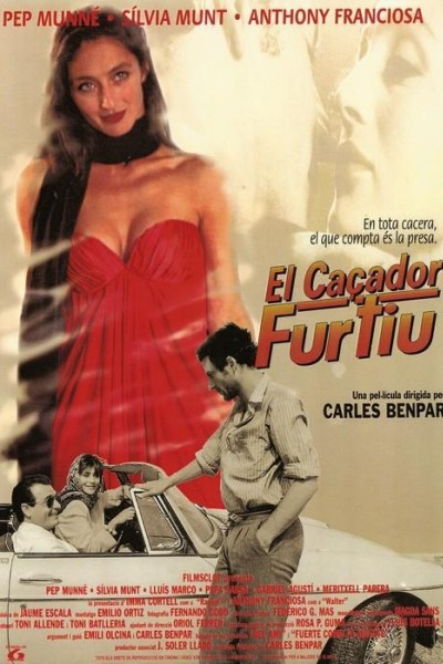 Caratula, cartel, poster o portada de El cazador furtivo