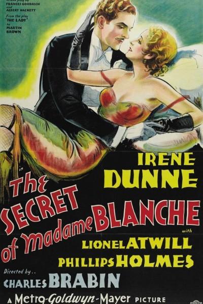 Caratula, cartel, poster o portada de The Secret of Madame Blanche