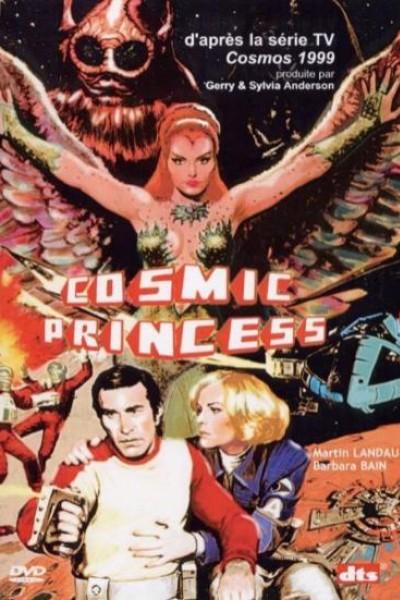 Caratula, cartel, poster o portada de La princesa del espacio