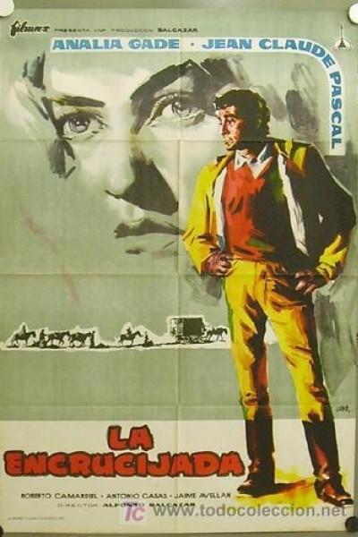 Caratula, cartel, poster o portada de La encrucijada