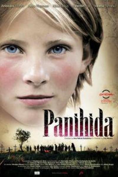 Caratula, cartel, poster o portada de Panihida