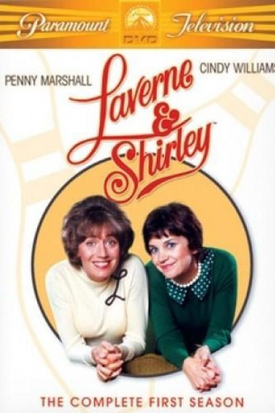 Caratula, cartel, poster o portada de Laverne y Shirley
