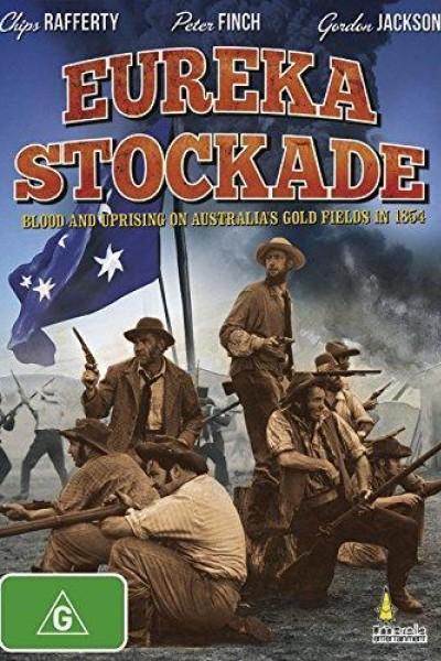 Caratula, cartel, poster o portada de Eureka Stockade