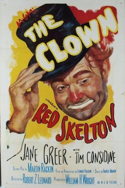Caratula, cartel, poster o portada de The Clown