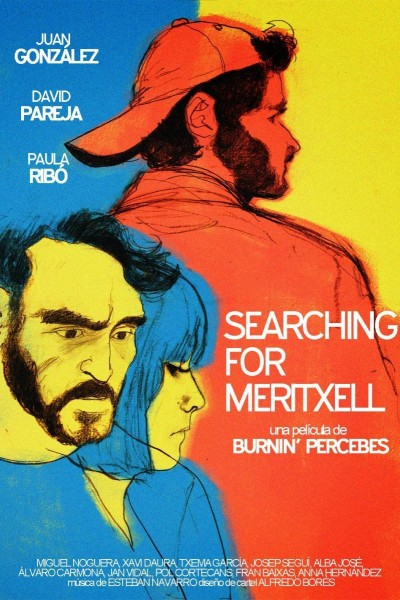 Caratula, cartel, poster o portada de Searching for Meritxell