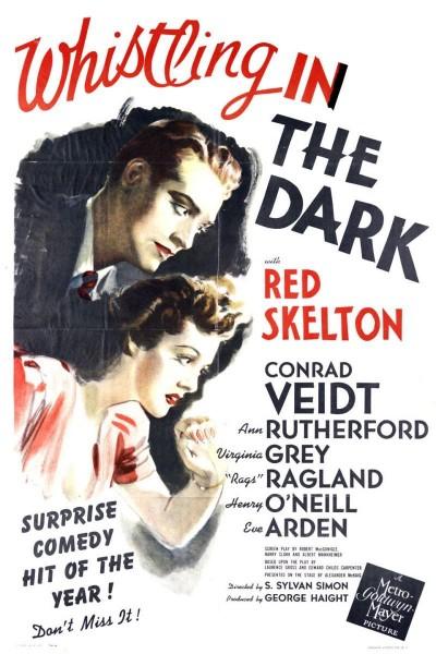 Caratula, cartel, poster o portada de Whistling in the Dark