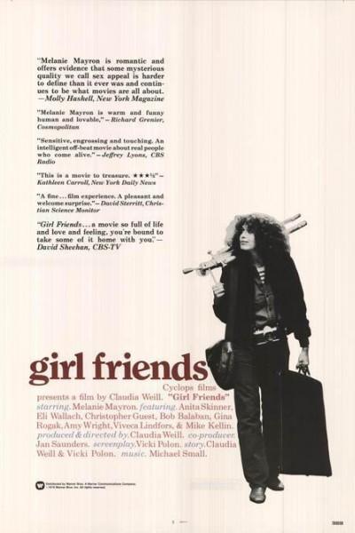 Caratula, cartel, poster o portada de Las amigas