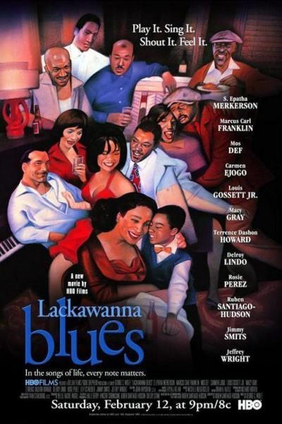 Caratula, cartel, poster o portada de Lackawanna Blues