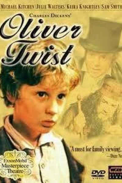 Caratula, cartel, poster o portada de Oliver Twist