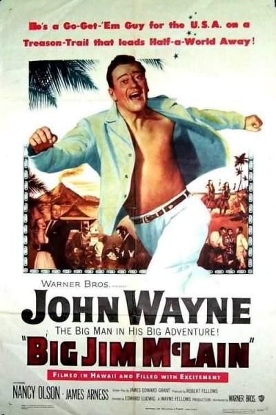 Caratula, cartel, poster o portada de El gran Jim McLain