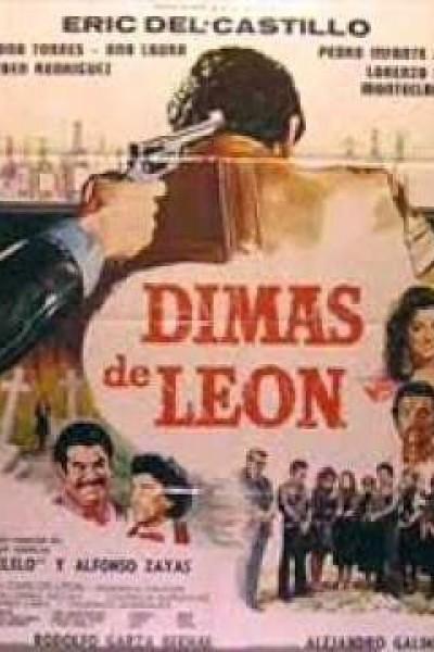 Caratula, cartel, poster o portada de Dimas de Leon