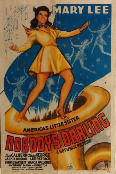 Caratula, cartel, poster o portada de Nobody\'s Darling