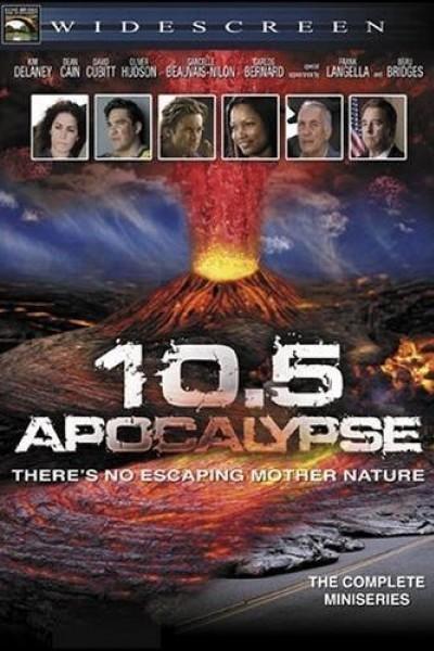 Caratula, cartel, poster o portada de Más allá del apocalipsis