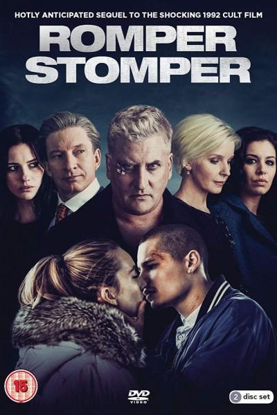 Caratula, cartel, poster o portada de Romper Stomper