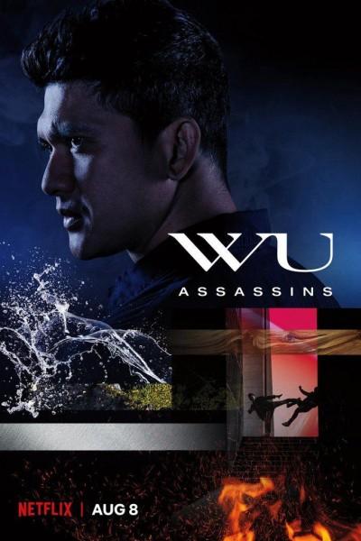 Caratula, cartel, poster o portada de Wu Assassins