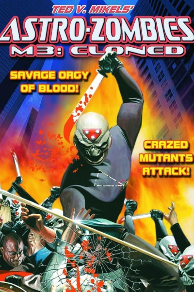 Caratula, cartel, poster o portada de Astro Zombies: M3 - Cloned