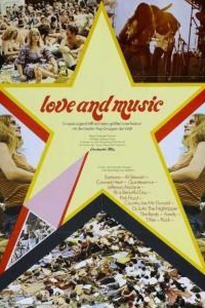 Caratula, cartel, poster o portada de Love and Music