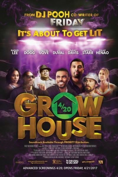 Caratula, cartel, poster o portada de Grow House