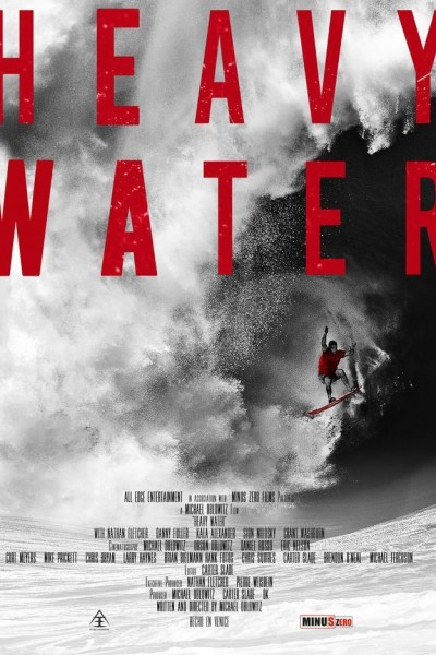 Caratula, cartel, poster o portada de Heavy Water