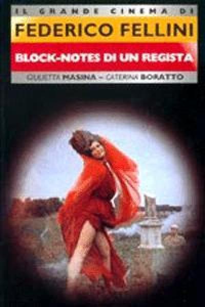 Caratula, cartel, poster o portada de Fellini: A Director\'s Notebook