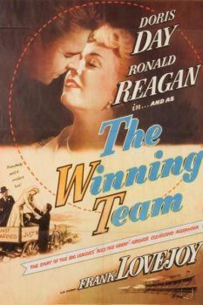 Caratula, cartel, poster o portada de The Winning Team