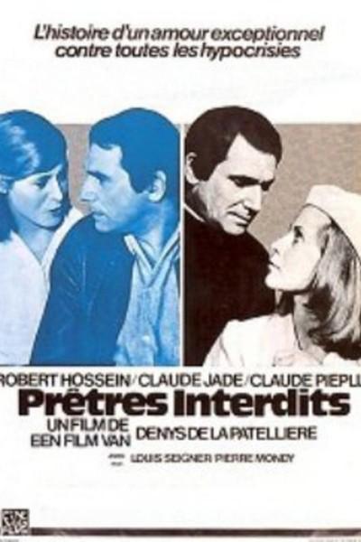 Caratula, cartel, poster o portada de Prêtres interdits
