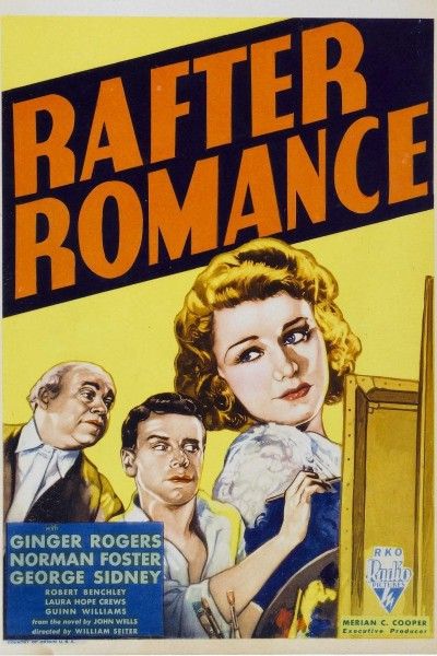 Caratula, cartel, poster o portada de Rafter Romance