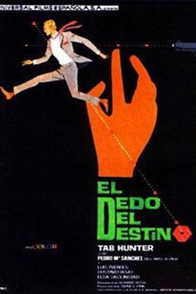 Caratula, cartel, poster o portada de El dedo del destino