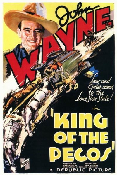 Caratula, cartel, poster o portada de Rey de los Pecos