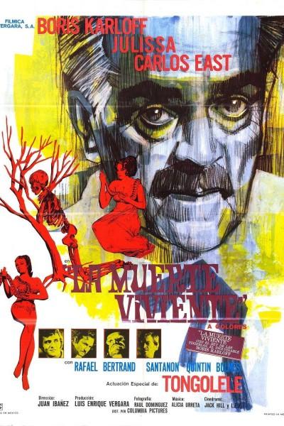 Caratula, cartel, poster o portada de Isla de los muertos