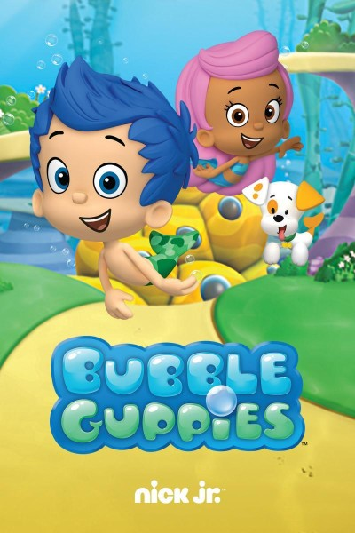 Caratula, cartel, poster o portada de Bubble Guppies