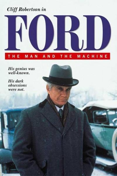 Caratula, cartel, poster o portada de Ford: El hombre y la máquina