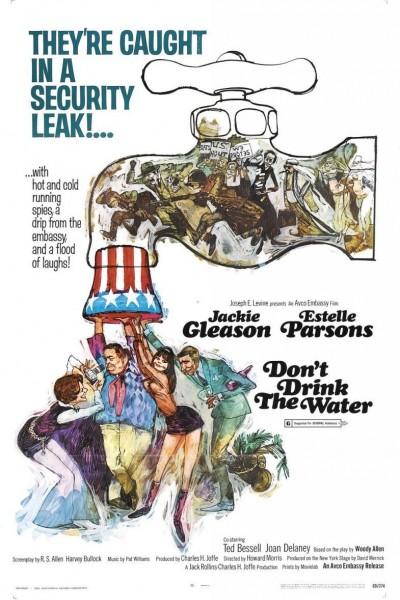 Caratula, cartel, poster o portada de Los USA en zona rusa