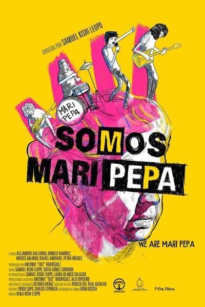 Caratula, cartel, poster o portada de Somos Mari Pepa