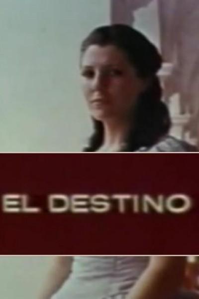 Caratula, cartel, poster o portada de El destino