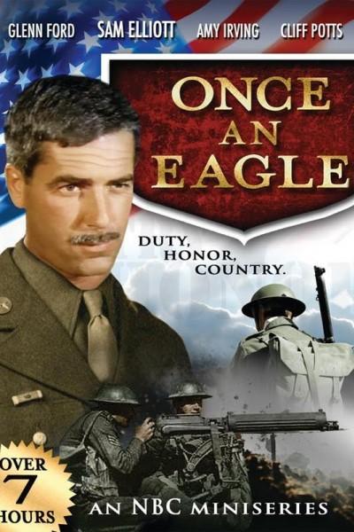 Caratula, cartel, poster o portada de Once an Eagle