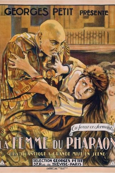 Caratula, cartel, poster o portada de La mujer del Faraón