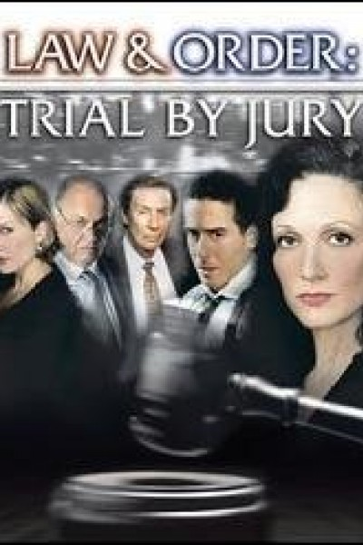 Caratula, cartel, poster o portada de Ley y orden: Juicio con jurado