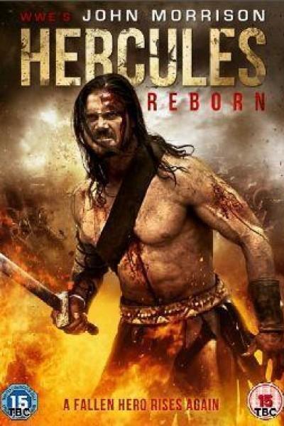 Caratula, cartel, poster o portada de Hercules Reborn