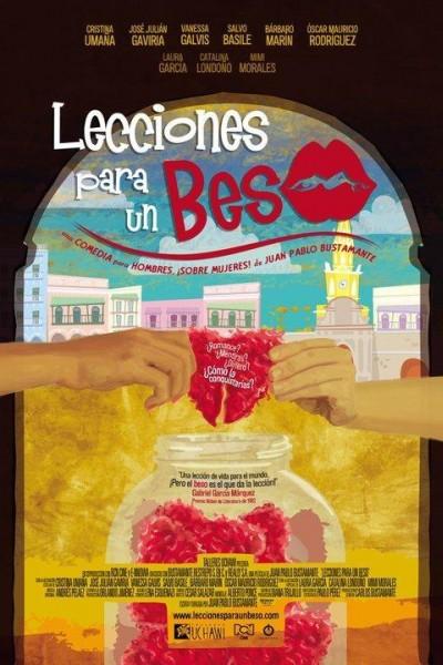 Caratula, cartel, poster o portada de Lecciones para un beso
