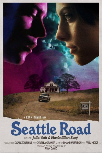 Caratula, cartel, poster o portada de Seattle Road