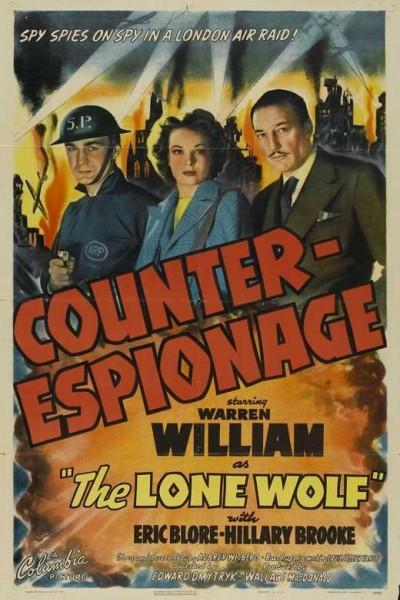 Caratula, cartel, poster o portada de Counter-Espionage