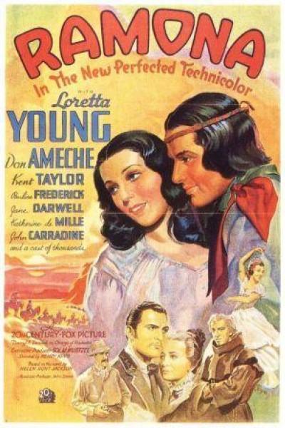 Caratula, cartel, poster o portada de Ramona