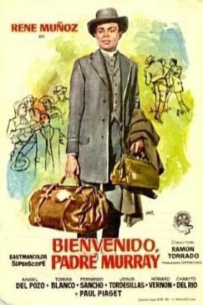 Caratula, cartel, poster o portada de Bienvenido, padre Murray